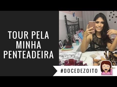 TOUR: Pela Penteadeira ♥