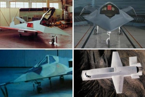 technology demonstrator proof of concept aircraft Top Secret Technology Demonstrator Aircraft That Are Now Declassified