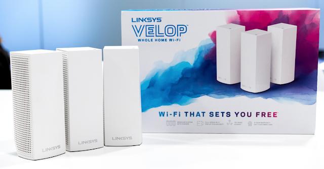 【村屋上網推介】Linksys Velop WHW0303 Mesh WiFi  路由器 三機裝解決斷網問題