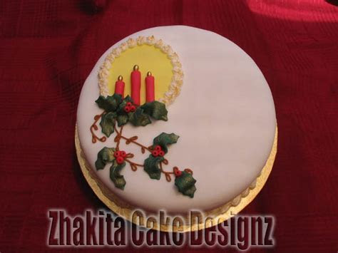 christmas cakes   cake designs   Zhakita Cake Designz