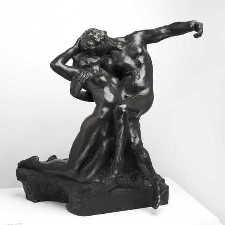 """L'Eternel Printemps,"" by Auguste Rodin"