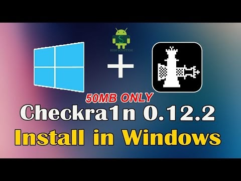 iOS14.4.1Untethered iCloud Bypass MEID Free on Windows Pc.