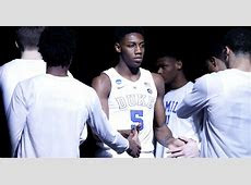 Are we ruling out R.J. Barrett too early in the draft