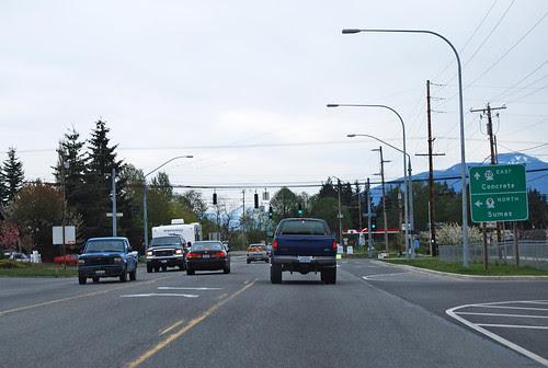 SR 20 @ SR 9 northward