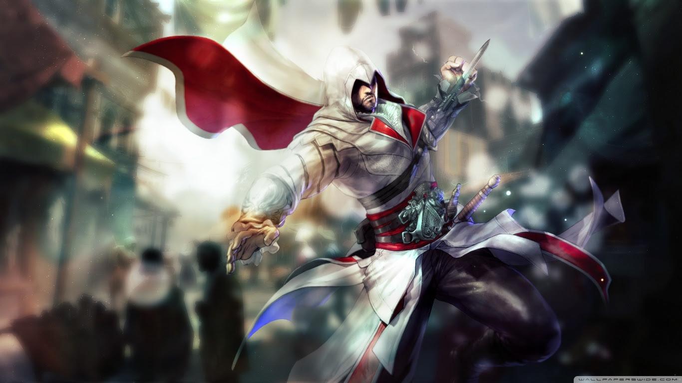 Assassins Creed Wallpaper Ezio
