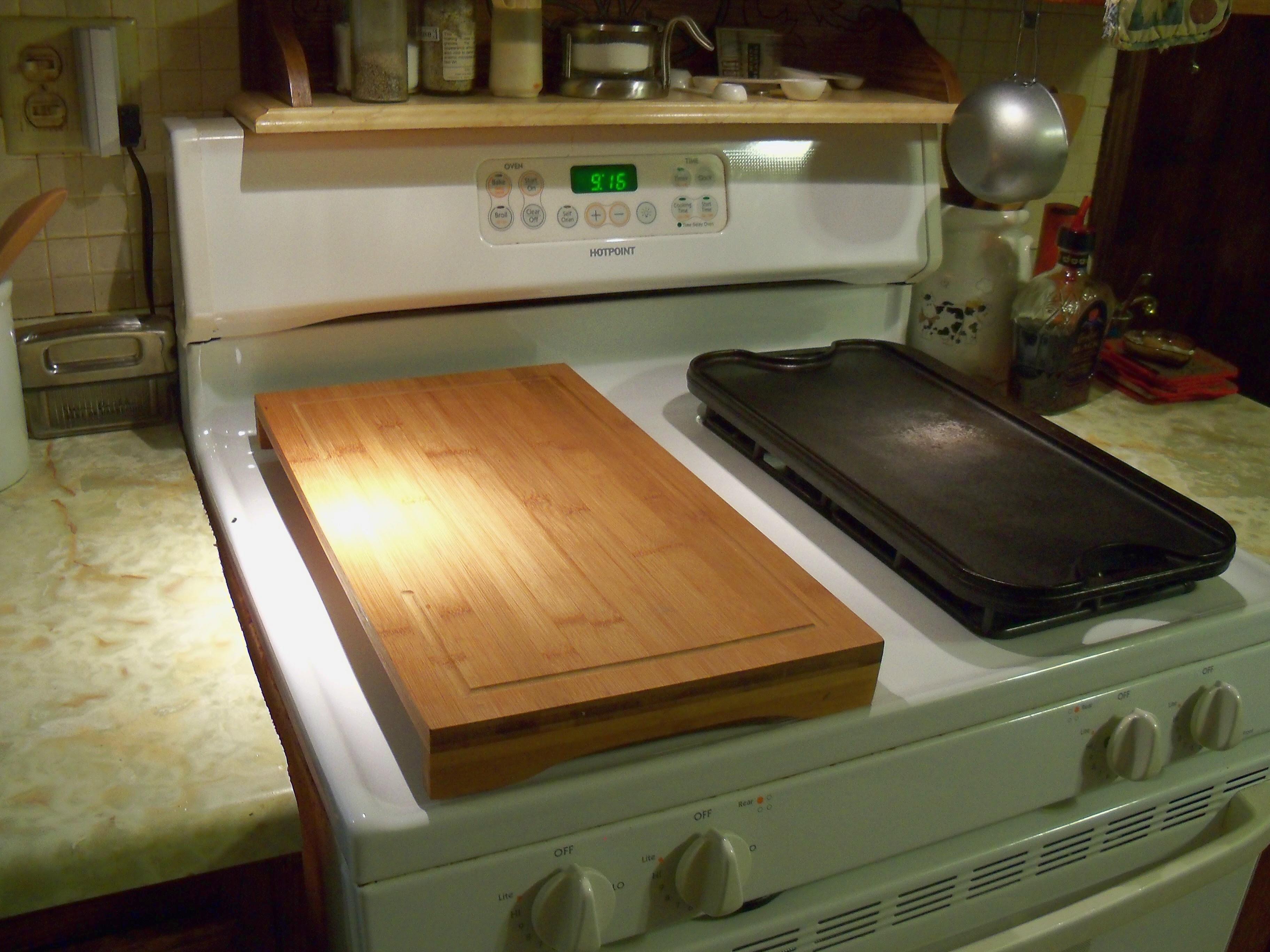 Kitchen Stove Covers Modern Design