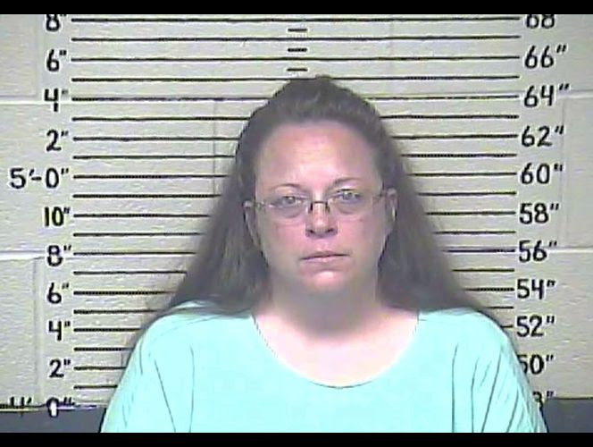 Jailed clerk\'s attorney: Marriage licenses for gays are void