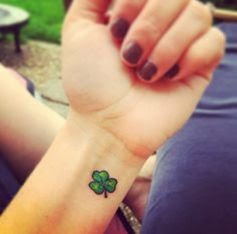 52 Ideas De Tatuajes De Trébol Muy Originales Mujereshombres
