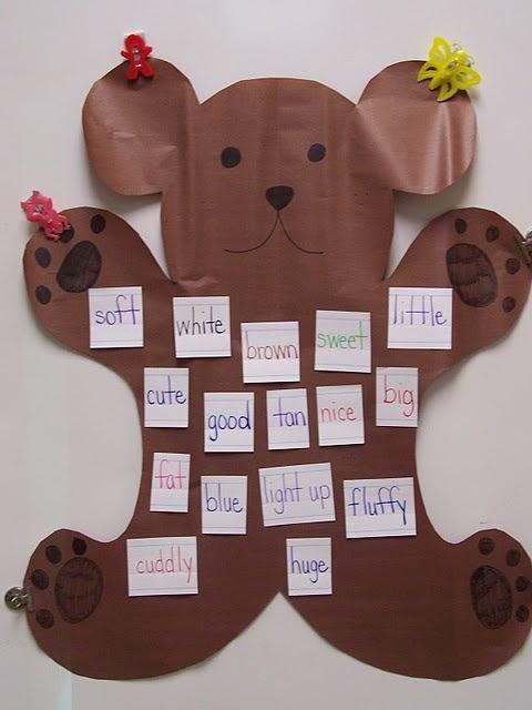 LOTS of Teddy Bear Ideas