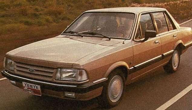 Ford Del Rey Ghia