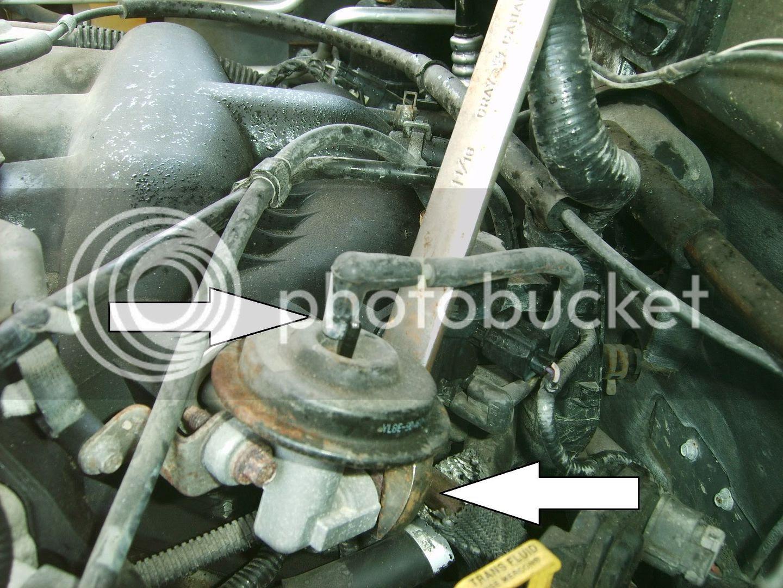 2001 Ford Escape Vacuum Hose Diagram - General Wiring Diagram