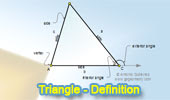 Triangle Definition.