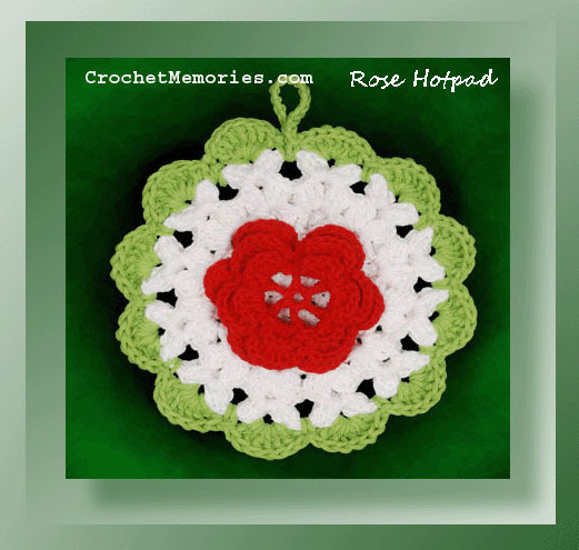 Rose Hotpad