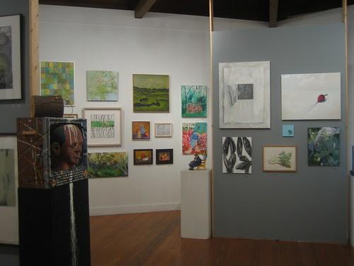 Green - Berkeley Art Center Member Show 2010 _ 9410