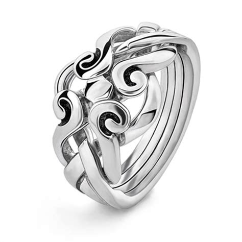 celtic puzzle ring ans