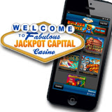 Jackpot Capital Casino Launches New Mobile Casino for iPhone and iPad