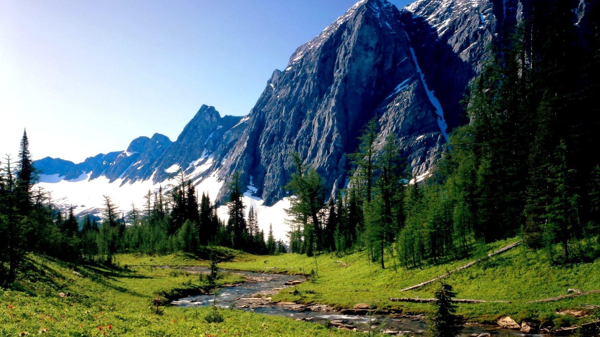 Beautiful Mountain [1920x1080]