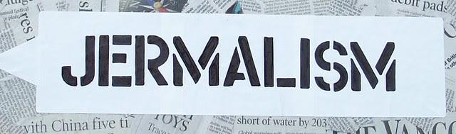 New jermalism blog header