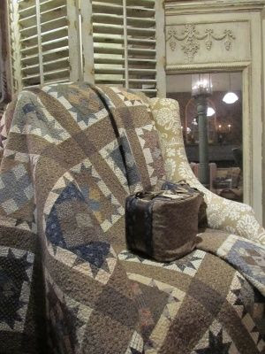 Beautiful Neutral Quilt