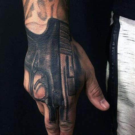 top pistol tattoo ideas inspiration guide