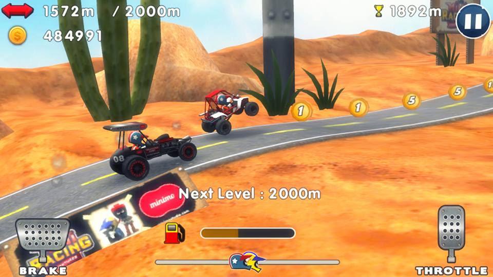 chơi game đua xe Mini Racing Adventures miễn phí