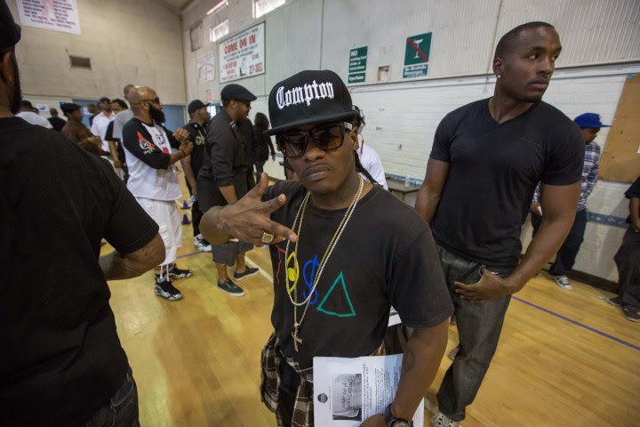 Easy E Funeral: Pictures Of Eazy E Last Days