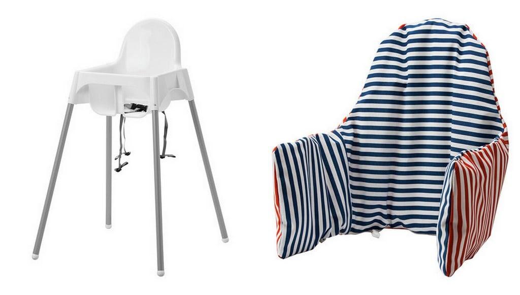 Cushion Covers for IKEA High Chair - IKEA Hackers