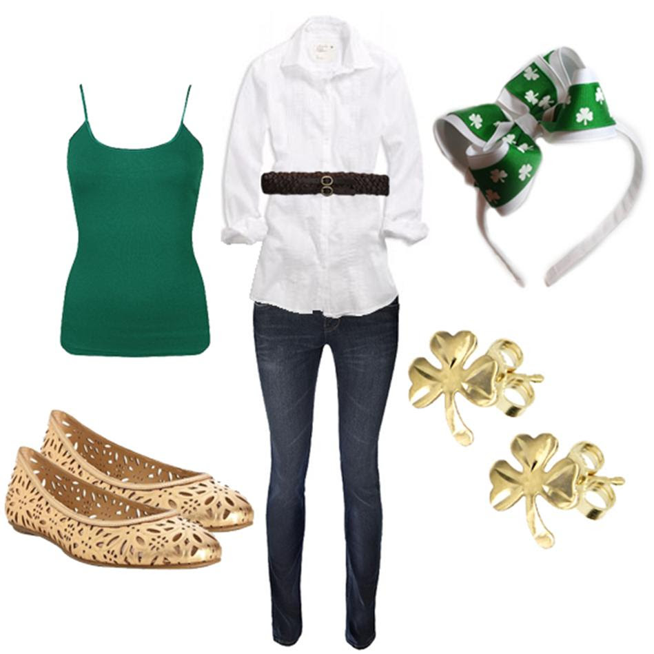 Get In The Green Spirit 3 St Patricks Day Outfit Ideas Every