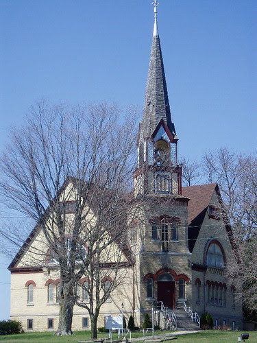 The Upper Church (of two)