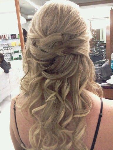 Mother of the groom wedding hair   Hair styles   Pinterest