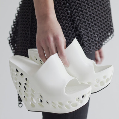 Cubify launches 3D printed shoes you can print overnight