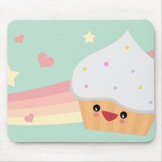 Cutie Cupcake mousepad
