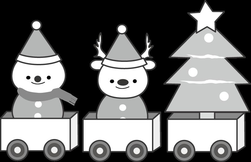 クリスマスイラスト無料イラスト