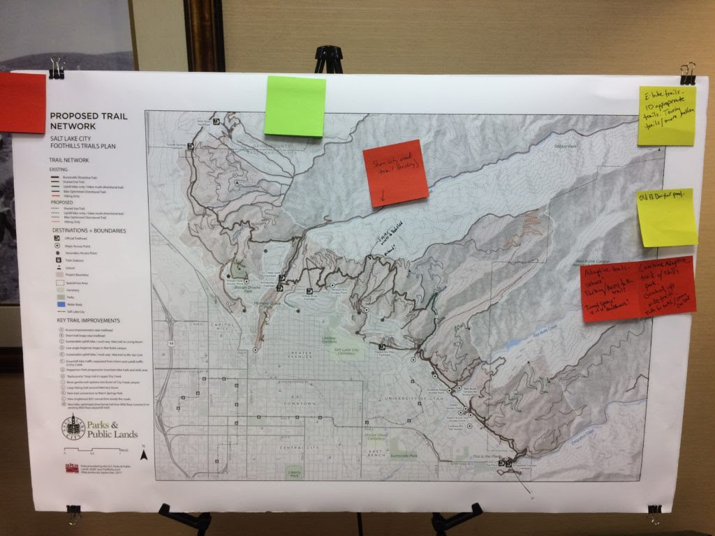 30 Miles Of New Mountain Biking And Hiking Trails May Come To The