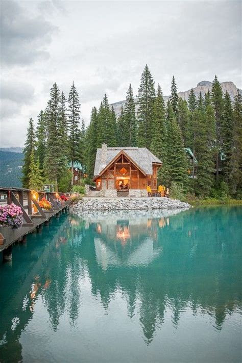 One of our favorite venues. Emerald Lake Lodge. Photo by