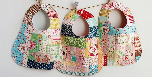 Patchwork Bib Pattern