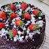 MOCHA MOUSSE 'SEXY' CAKE....