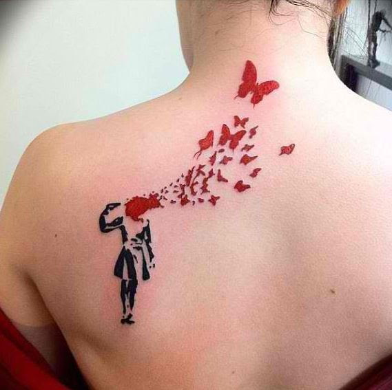 Incredible Tattoo Designs For Your Shoulder Pretty Designs
