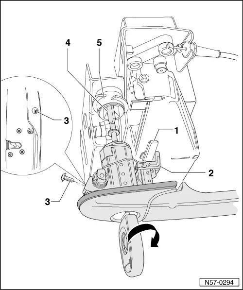 VW POLO DOOR LOCK REPAIR KIT FRONT-LEFT