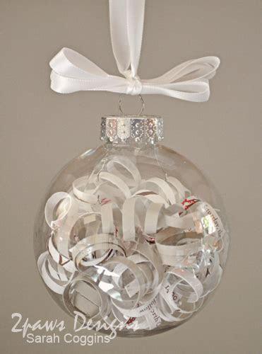 Sabi's blog: Wedding Invitation Christmas Ornament By