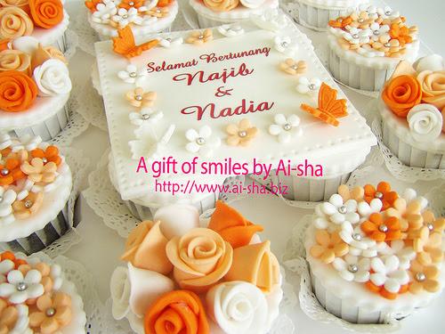 Engagement Cupcake Ai-sha Puchong Jaya