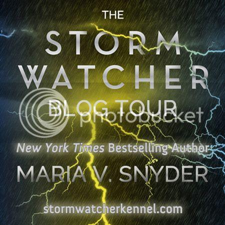The Storm Watcher Blog Tour