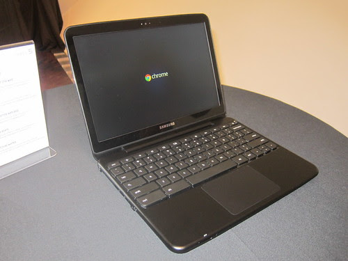 Samsung Chromebook Series 5 Startup by andysternberg, on Flickr