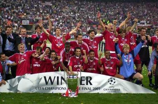 Bayern de Munique (2000-01)