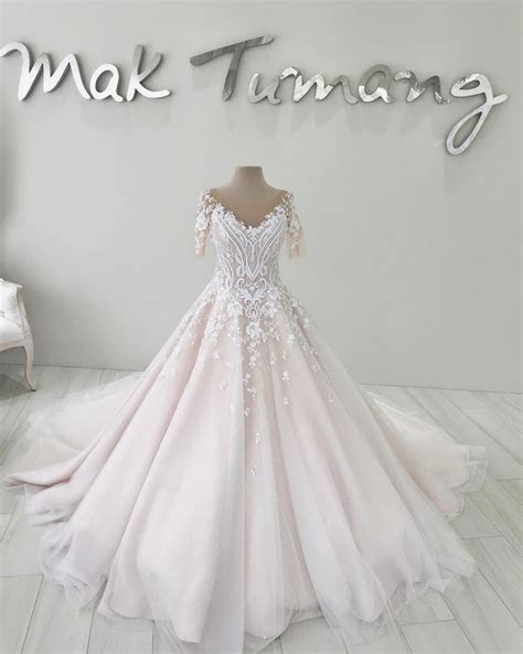 Social Media Sensation: Wedding Dress Designer Mak Tumang