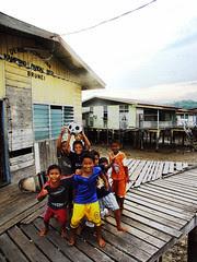 Kampung Children by Smatchmo