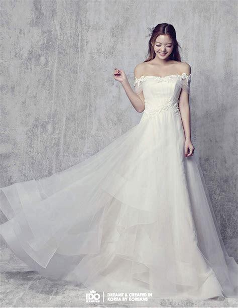 Gallery Wedding Gown   Korean Wedding Photo   IDO WEDDING