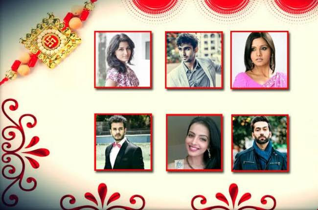 Tv Stars Reveal Their Rakhi Brothers And Sisters