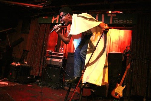 Willis Earl Beal - Live at the Hideout