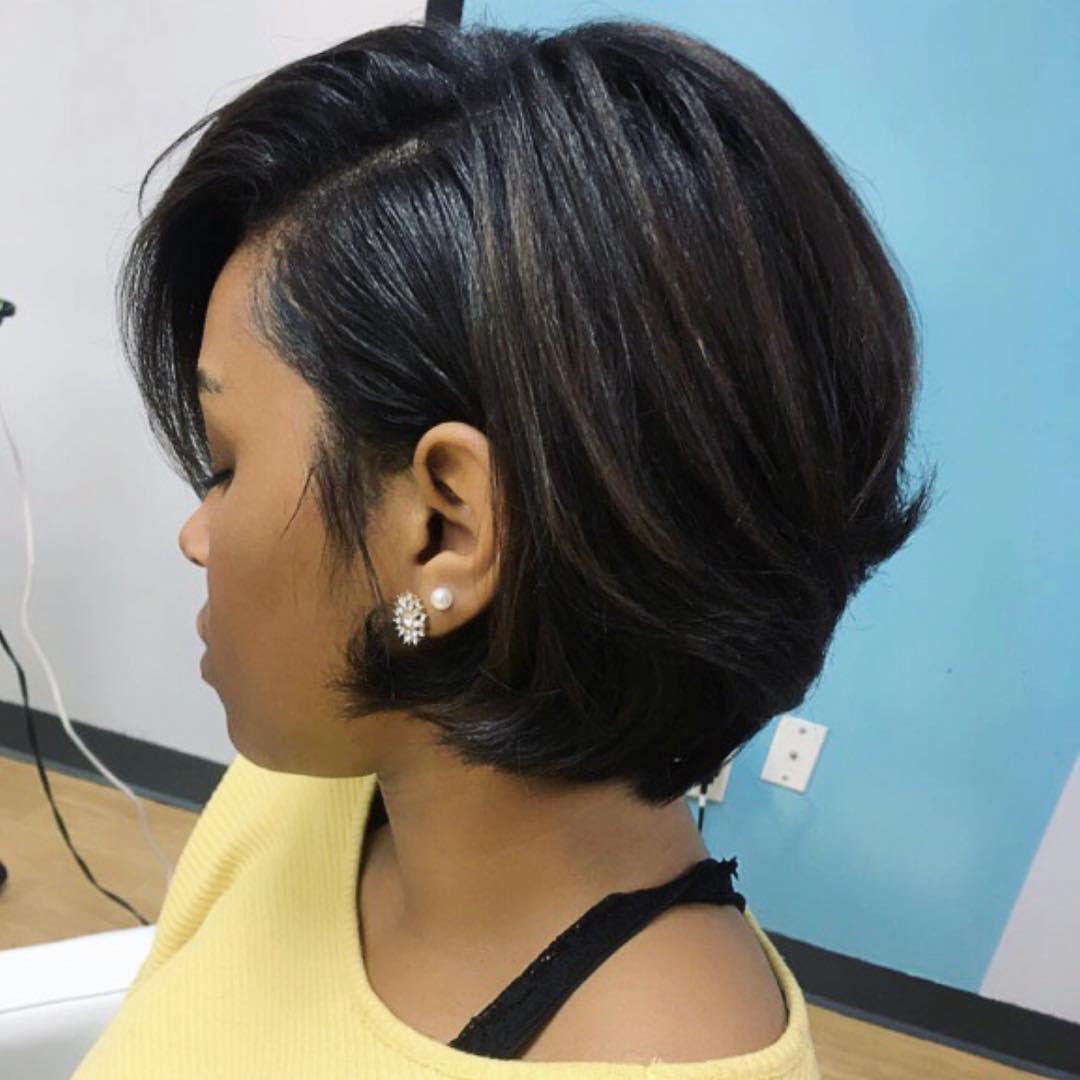 long bob haircut 2018 for black females - george's blog